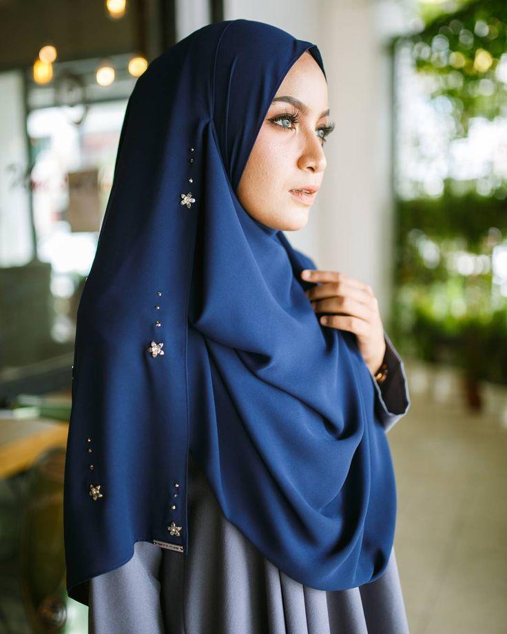 Pin van Asiah op Beautiful Hijab~Shawl~Scarf(Niqab~Khimar)