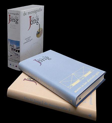 Monograph Jan de Jong | het oeuvre van een pionier in het Plastische Getal | Uitgeverij Architext