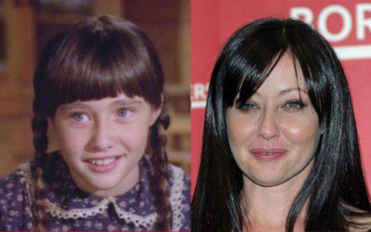Shannen Doherty Stars Through The Years Pinterest
