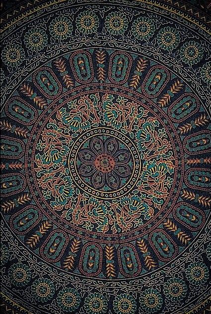 wallpapers hippie mandala - photo #17
