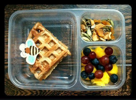 School Lunch Roundup II: A bunch of unprocessed school lunch ideas