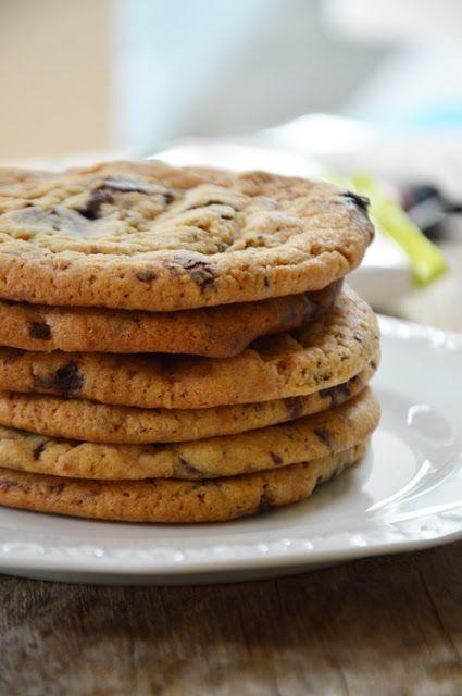 scones & berries: Zitronencookies mit Schokolade