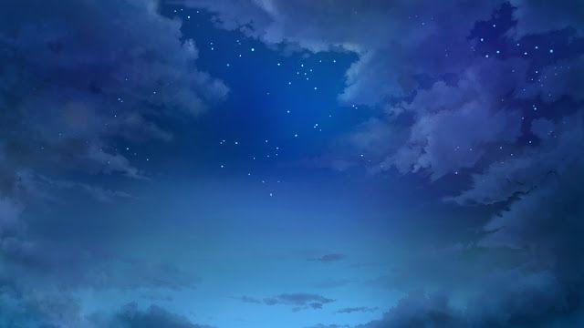 Pin By Tibor Molnar On Trad Tattoo Bg Elements Anime Background Landscape Night Sky Anime Anime Background Landscape Blurred background anime wallpaper