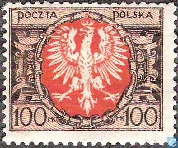 - Poland [POL] - Coat Of Arms 1921