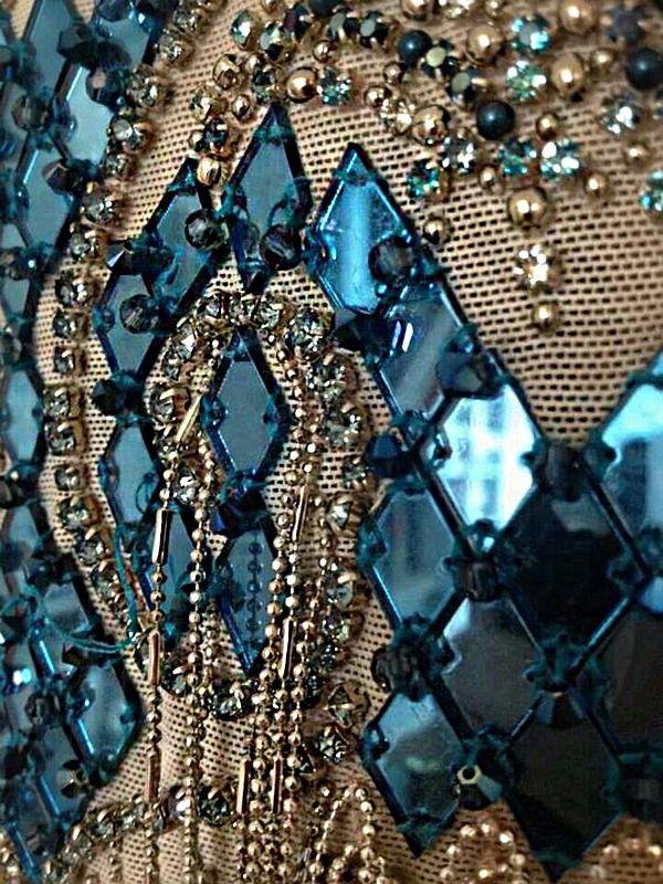 Вышивки высокой моды: 47 потрясающих работ - Ярмарка Мастеров - ручная работа…