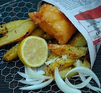 ,Beer-battered Fish,the perfect Street food! - My Easy Cooking