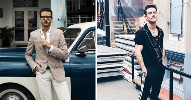 See the best male fashion bloggers to follow for styling tips, and find out where they shop.