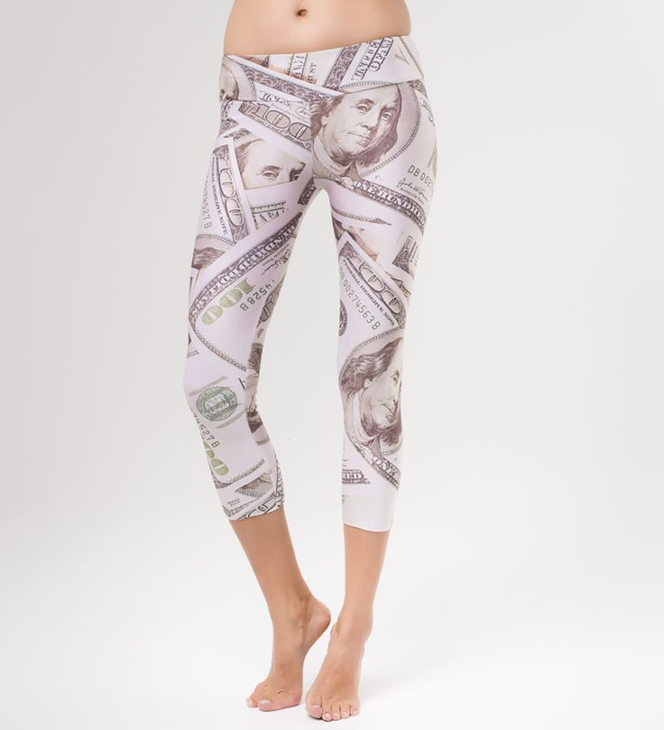 Dollar yoga pants, Mr. GUGU & Miss GO