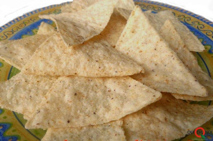 CHIPS DI TORTILLA E SALSA GUACAMOLE | Qui da Noi Blog