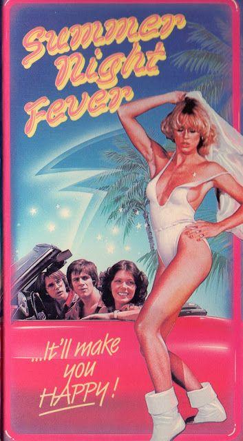 Summer Night Fever (1978) Stars: Stéphane Hillel, Olivia Pascal, Claus Obalski ~ Director: Sigi Rothemund