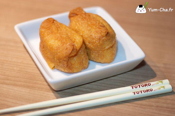 Inarizushi 稲荷寿司 Inarizushi 稲荷寿司 | Yum Cha | Pint