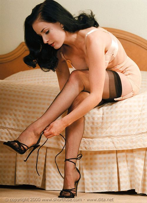 Goes any1 dita von teese her pussy