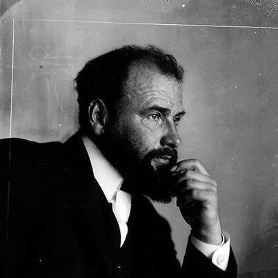 Gustav Klimt-awesomeness!