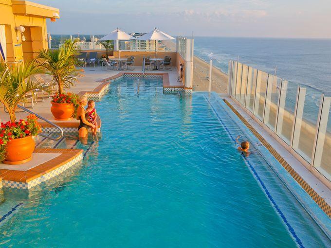 Oceanfront Hotel Virginia Beach Indoor Pool
