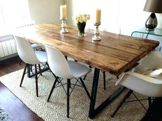 Rustic Kitchen Table With Benches Rustic Kitchen Table Rustic Industrial Square Dining T Dining Room Industrial Dining Table In Kitchen Industrial Dining Table