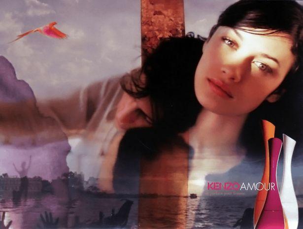 Muzyka z reklamy perfum Kenzo Amour