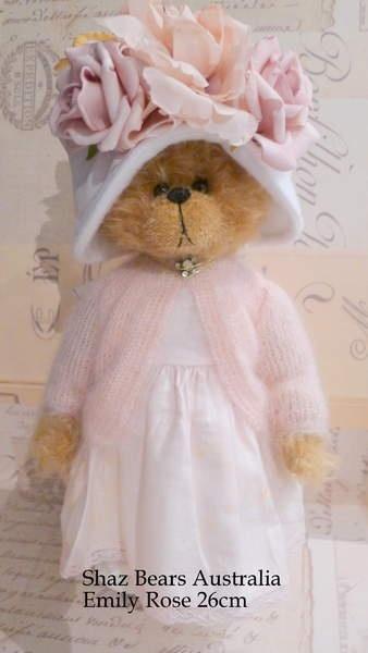 Emily  Rose by Shaz Bears