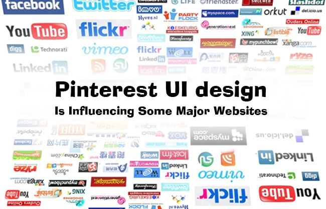 Pinterest's unique UI design motivated some heavyweight sites to make changes in their layout. Web design and #graphic_design artists should take inspiration from it. Let's take a look