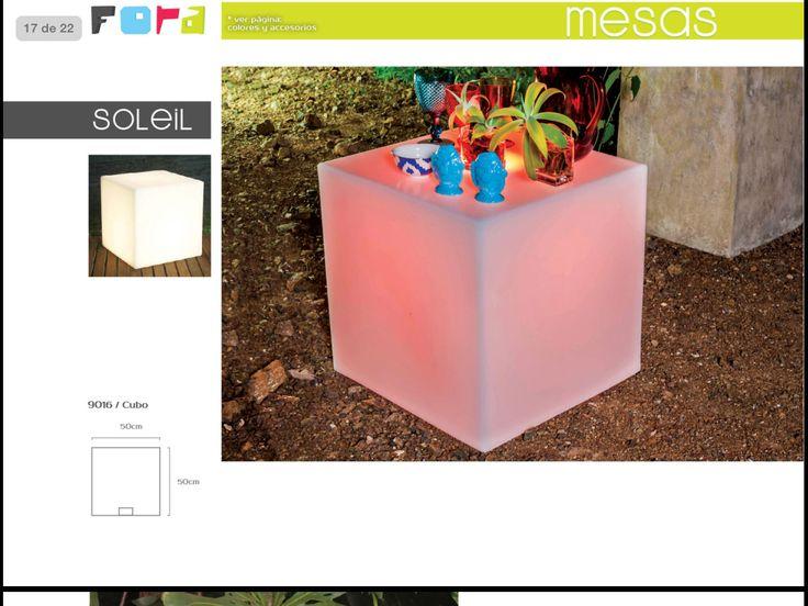 SOLEIL cube