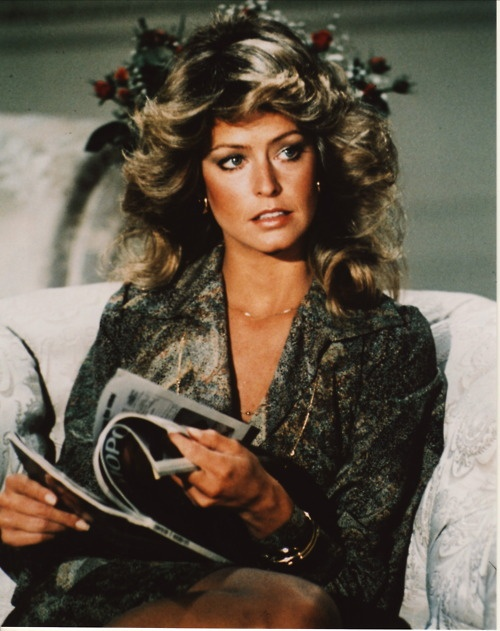 Farrah Fawcett - Charlies Angels