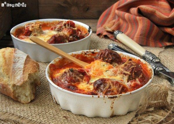 Albóndigas sicilianas al horno | L'Exquisit
