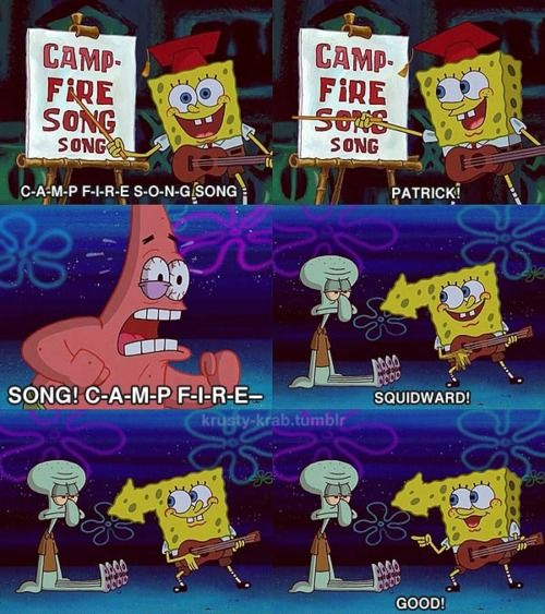 One of my favorite Spongebob episodes!