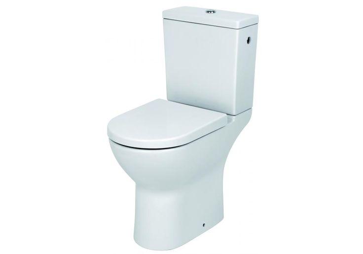 Duoblok Toilet Gamma : Delta amo duoblok wit salle de bains toilet