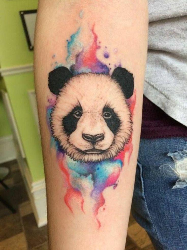 32 best Panda Tattoos images on Pinterest | Tattoo ideas ... - photo#21