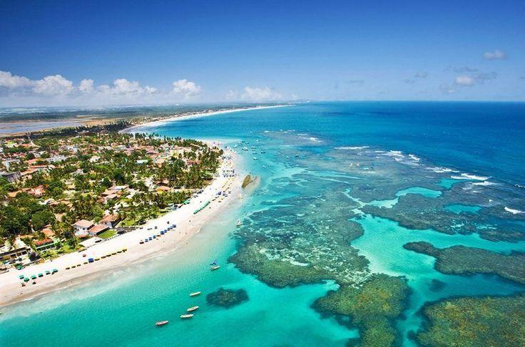 Porto de Galinhas - um dos destinos de praia mais amados do Brasil