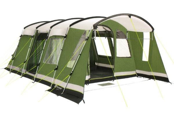 Outwell - Florida 5  #wood #tenda #campeggio #pleinair #verde #ariaaperta #aperto #boschi #camping