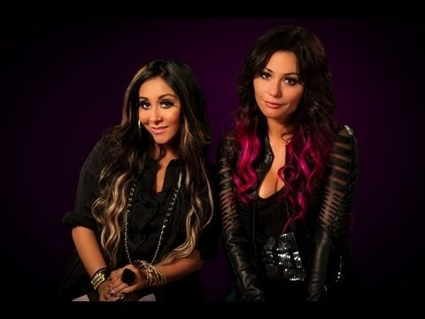 I just want JWOWW's hair....otherwise not much else I know about Jersey shore chicks!
