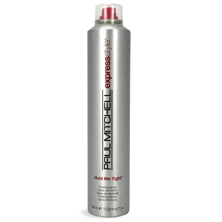 paul mitchell hold me tight hairspray a firm but yet flexible hold hairspray that doesn 39 t. Black Bedroom Furniture Sets. Home Design Ideas