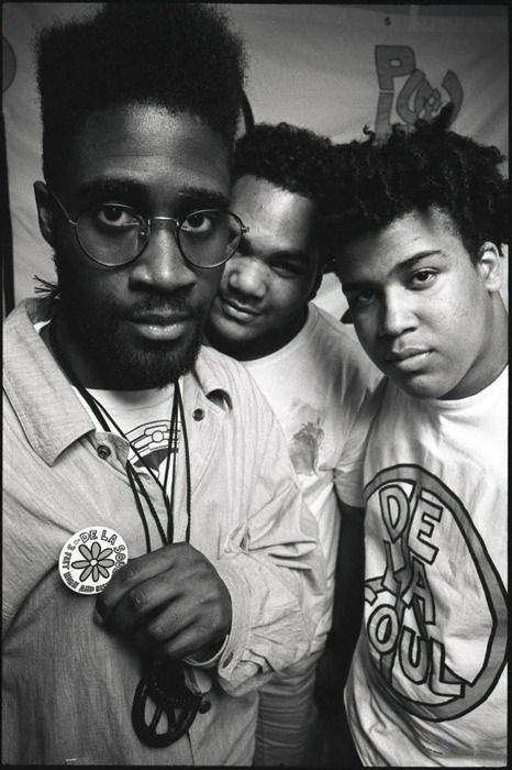 De La Soul  whats missing here is Prince Paul who gave them their unique sound back then.
