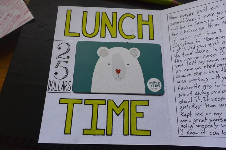 """A """"healthier"""" lunch time"""