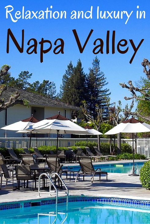 Adoration 4 Adventure's recommendations for a luxurious and relaxing retreat at Silverado Resort and Spa in Napa Valley, California, U.S.A.