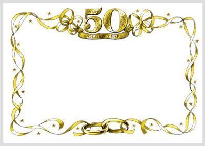 39 card 50th wedding anniversary wedding anniversary card 50th