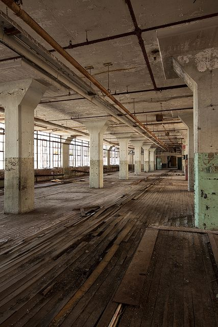 Image result for abandoned warehouse pictures