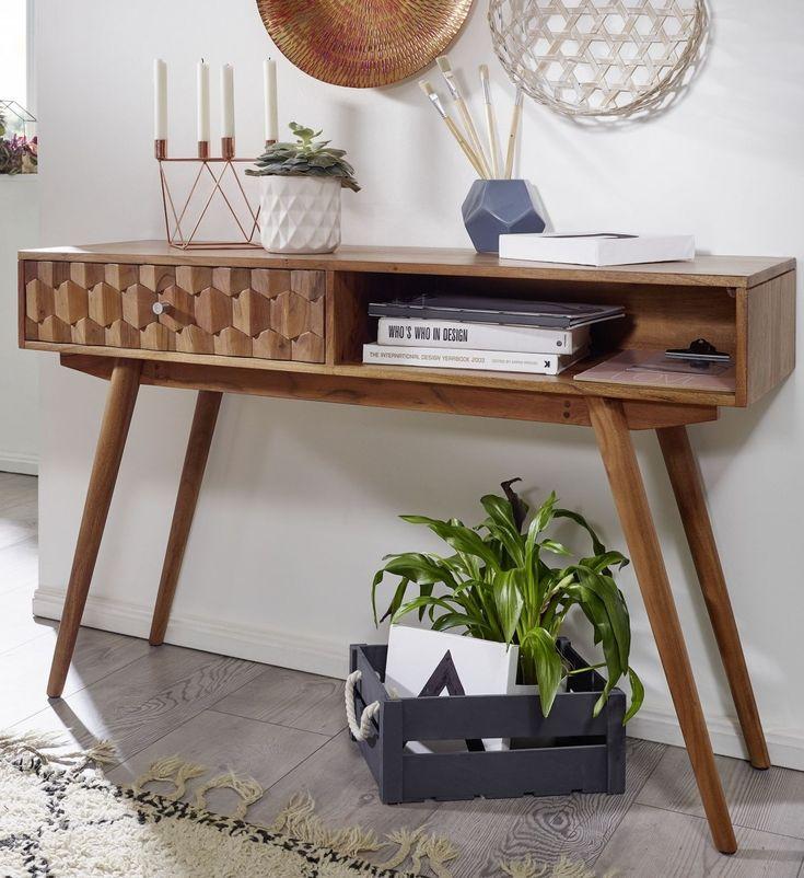 Konsolentisch mit Mosaikmuster - Möbel - Serie • MOSAYK