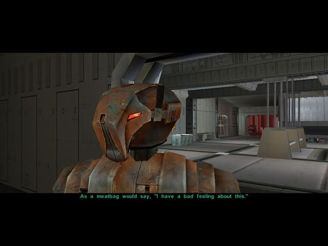 HK-47 Quotes - Knights of the Old Republic