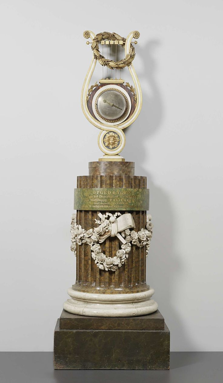 Metronoom, C. Welmeer, 1803