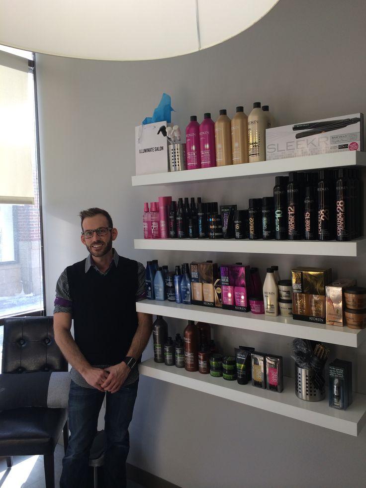 Salon lofts westgate loft owner louie leonetti says i for Salon loft metz