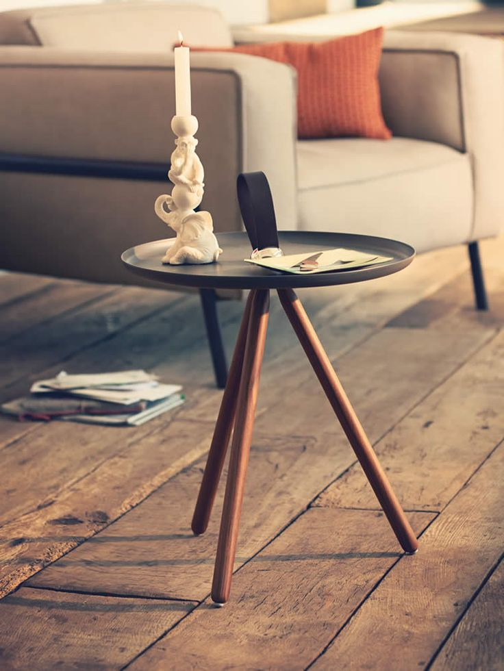 75 best Tische images on Pinterest Coffee tables, Design and Game - esstisch rund losung platzmangel