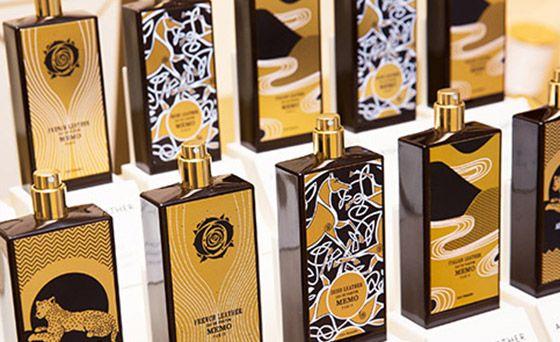 Allure Magazine's Fragrance Channel