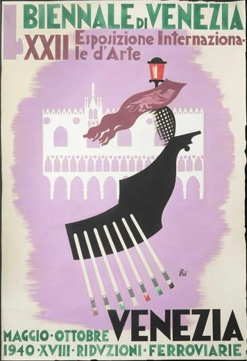 Venice Biennale, 22nd International Art Exhibition, 1940