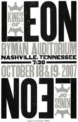 Hatch Show Print - Nashville, TN.