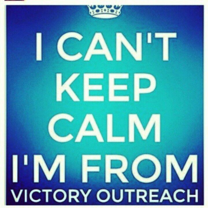 I am Victory Outreach