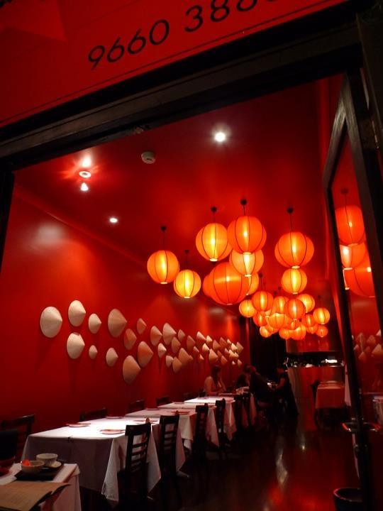 amazing asian restaurant