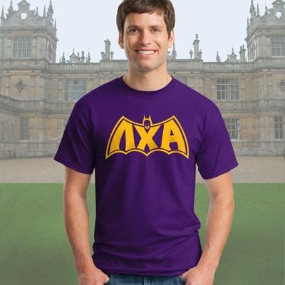 Lambda Chi Alpha Fratman Printed T-Shirt - Gildan 5000 - CAD