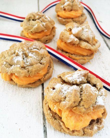 Oranje Soezen, gezond, glutenvrij, oh my pie!, Koningsdag, lactosevrij, kidsproef, oranje gebak, recept, moorkop, suikervrij, melkvrij