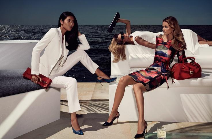Hugo Boss a letné outfity. Odporúčame k nim biele hodinky http://www.1010.sk/hodinky-hugo-boss/hugo-boss-hb1502315/